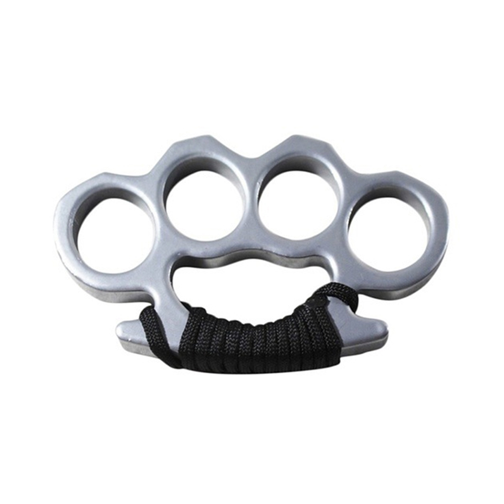 Fight Four Finger Knuckle <b>Outdoor</b> Tactical Survival <b>Multi</b>-<b>function</b> ...
