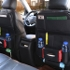 Car Seat Organiser, Car Back Seat Organiser Car Dining Table for iPad Tablet Holder Multi-pockets for Car Tidy