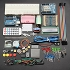UNO Basic Starter Learning Kit Upgrade version for Arduino