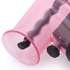 Portable Hair Dryer Diffuser Magic Wind Spin Detachable Drying Blow Hair Diffusers Roller Curler Styling Tool Hair Dryer Cover (Pink)