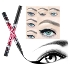 1PC Women Black Waterproof Liquid Eyeliner Make Up Eye Liner Pencil Beauty Comestic Pen