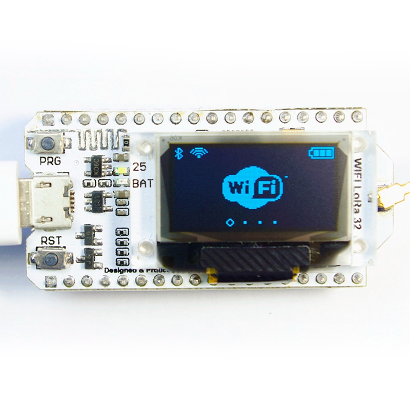"ESP32//ESP8266 WIFI Bluetooth Development Board OLED 0.96/"" Display IOT Module"