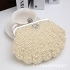 Женская мода Luxury Evening Bags Clutch Pearl Handbags Crystal Party Wallet