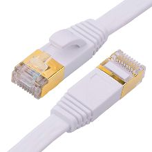 50FT Cat 6A Shielded Network Patch Cable