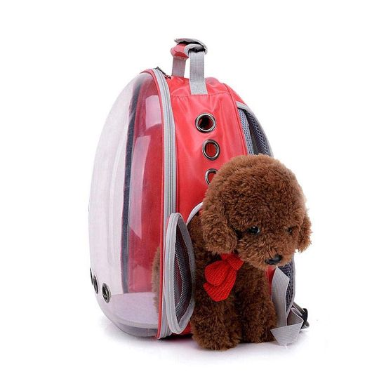 39ddf15ec11f Sunnyworks Portable Pet / Cat / Dog / Puppy Backpack Carrier Bubble, New  Space Capsule