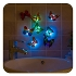 1Pcs 7 Color Changing Beautiful Creative Cute Butterfly LED Night Light Lamp Small Fancy Lantern
