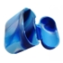 Silicone Shock Proof Protective Case for AirPods Wireless Headphone Charging Box(Army blue)