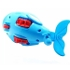 Water jet dolphins baby shower toy Infant teaching aids