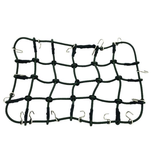 Elastic Luggage Net For 1/10 Traxxas Trx-4 Rc Car Rock Crawler  Parts(Armygreen 110*130Mm) купить в интернет-магазине Pandao ru
